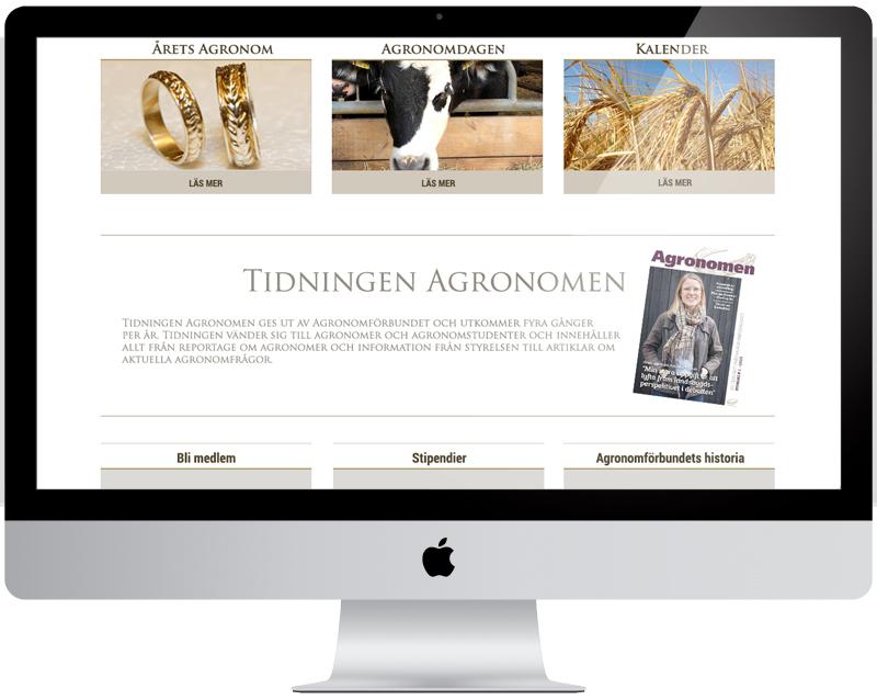 agronomförbundet-webbdesign