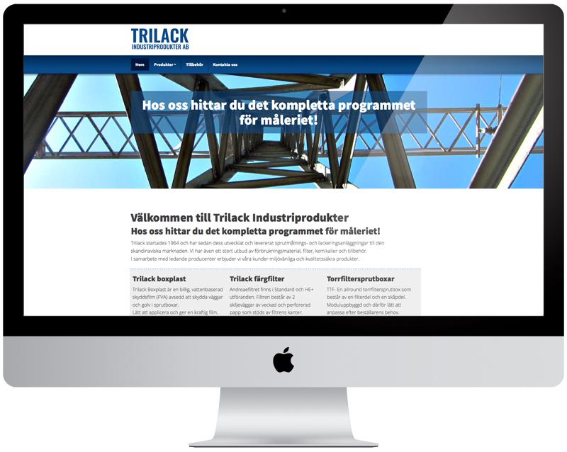 trilack-webbdesign